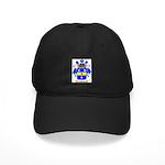 Chavira Black Cap