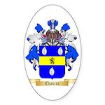 Chavira Sticker (Oval 50 pk)