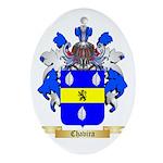 Chavira Ornament (Oval)