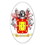 Chavez Sticker (Oval)
