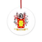 Chavez Ornament (Round)