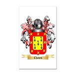 Chaves Rectangle Car Magnet
