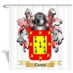 Chaves Shower Curtain