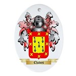 Chaves Ornament (Oval)