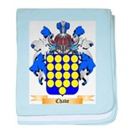 Chave baby blanket
