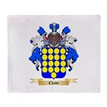 Chave Throw Blanket