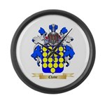 Chave Large Wall Clock