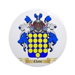 Chave Ornament (Round)
