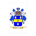 Chavarria Sticker (Rectangle 50 pk)