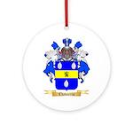 Chavarria Ornament (Round)