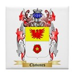 Chavanes Tile Coaster