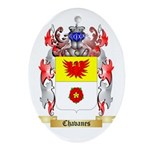 Chavanes Ornament (Oval)