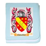 Chavallier baby blanket