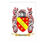 Chavallier Postcards (Package of 8)