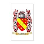 Chavallier 20x12 Wall Decal
