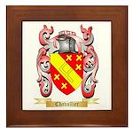 Chavallier Framed Tile