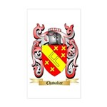 Chavalier Sticker (Rectangle)