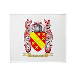 Chavalier Throw Blanket