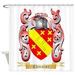Chavalier Shower Curtain