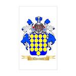 Chauvon Sticker (Rectangle)