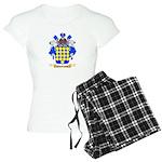 Chauvineau Women's Light Pajamas