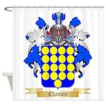 Chauvin Shower Curtain