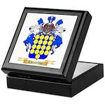 Chauvillon Keepsake Box