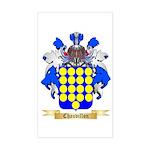 Chauvillon Sticker (Rectangle)