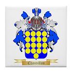 Chauvillon Tile Coaster