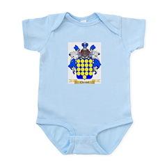 Chauvet Infant Bodysuit