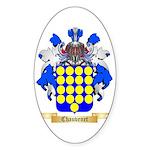Chauvenet Sticker (Oval)