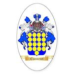Chauvenet Sticker (Oval 50 pk)
