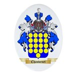 Chauvenet Ornament (Oval)