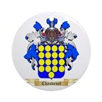 Chauvenet Ornament (Round)