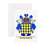 Chauvelot Greeting Card