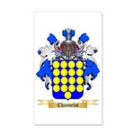 Chauvelot 35x21 Wall Decal