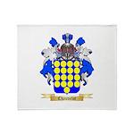Chauvelot Throw Blanket