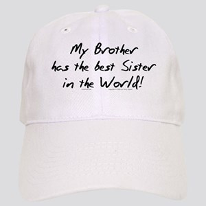My Brother, Best Sister Cap