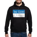 In God we trust Hoodie