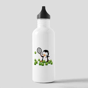 Tennis Penguin Stainless Water Bottle 1.0L