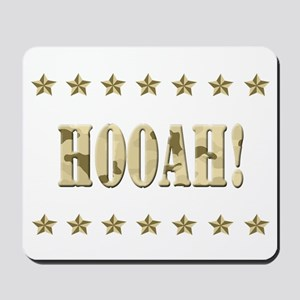 Hooah! Mousepad