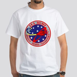 Red Dwarf White T-Shirt