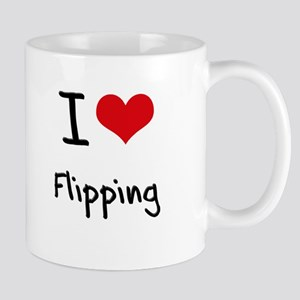 I Love Flipping Mug