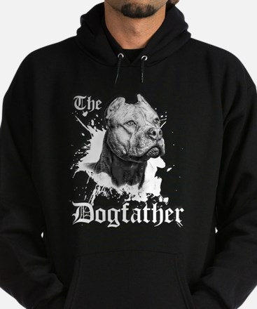 The Pit Bull Dog Father Hoodie