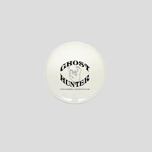 Ghost Hunter Mini Button