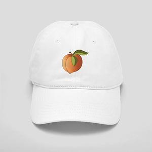 Peach Baseball Cap