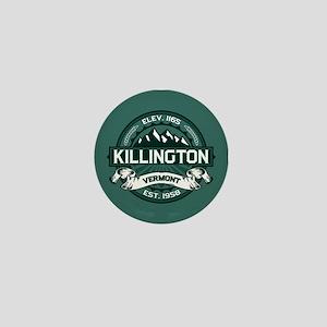"Killington ""Vermont Green"" Mini Button"