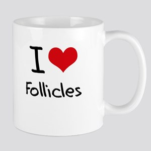 I Love Follicles Mug