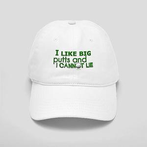 I Like Big Putts Baseball Cap
