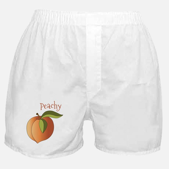 Peachy Boxer Shorts